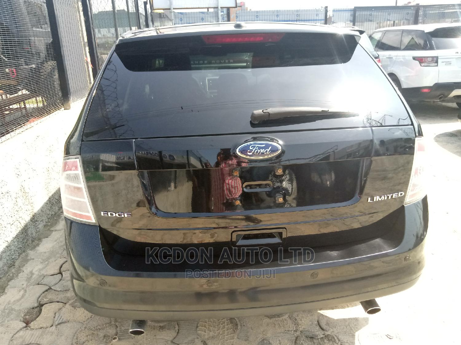 Ford Edge 2009 Black   Cars for sale in Ajah, Lagos State, Nigeria