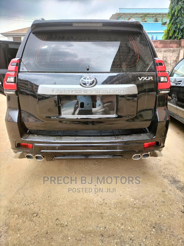 Toyota Land Cruiser 2019 5.7 V8 VXR Black   Cars for sale in Ogba, Lagos State, Nigeria