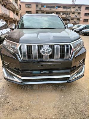 Toyota Land Cruiser 2019 5.7 V8 VXR Black | Cars for sale in Lagos State, Ogba