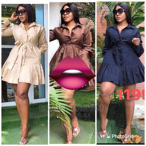 Ladies Quality Shirt Gown   Clothing for sale in Lagos State, Ikeja