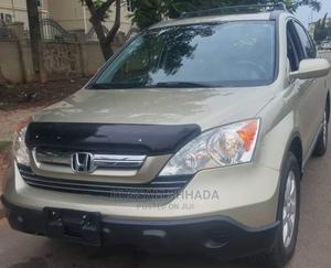 Honda CR-V 2008 2.4 EX-L 4x4 Automatic Beige | Cars for sale in Abuja (FCT) State, Wuse