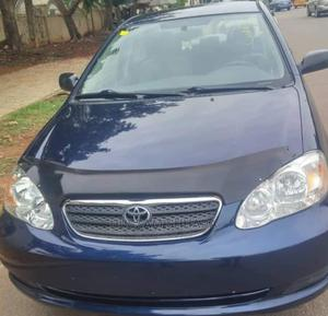 Toyota Corolla 2008 1.6 VVT-i Blue | Cars for sale in Abuja (FCT) State, Wuse 2