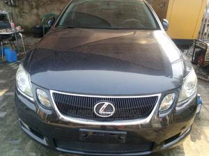 Lexus GS 2007 Gray | Cars for sale in Lagos State, Surulere