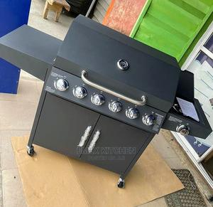 6 Burner Gas Barbecue Grill | Restaurant & Catering Equipment for sale in Lagos State, Ojo