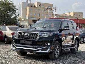 Toyota Land Cruiser Prado 2019 GXR Black | Cars for sale in Abuja (FCT) State, Mabushi