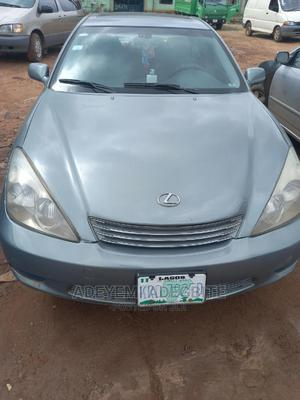 Lexus ES 2002 300 Green | Cars for sale in Lagos State, Alimosho