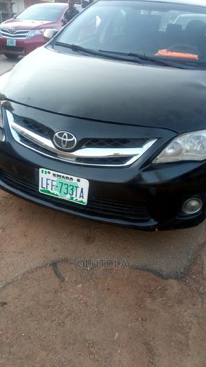 Toyota Corolla 2012 Black   Cars for sale in Kwara State, Ilorin South