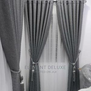 Curtains That Come in the Color of Your Choice.   Home Accessories for sale in Lagos State, Epe