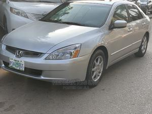 Honda Accord 2003 Silver   Cars for sale in Abuja (FCT) State, Garki 2