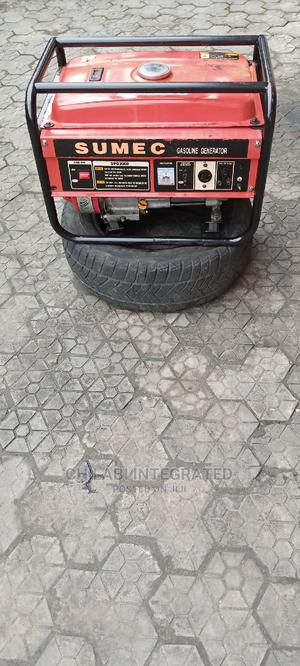 Grade 1, Old Model SUMEC FIRMAN 3000 (Not Worked on Before!)   Electrical Equipment for sale in Rivers State, Port-Harcourt