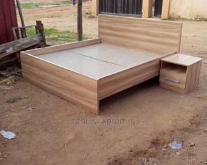 Bed Frame and Bed Side | Furniture for sale in Kwara State, Ilorin West