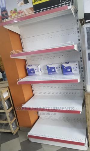 Top Grade Single Sided Supermarket Shelf   Store Equipment for sale in Bauchi State, Bauchi LGA