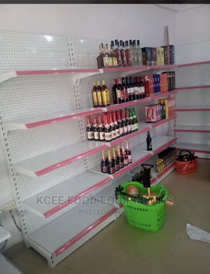 High Quality Supermarket Shelf Single   Store Equipment for sale in Kaduna State, Kaduna / Kaduna State