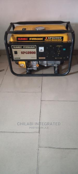 Very Clean, Strong 2.5KVA SUMEC FIRMAN SPG2900 Gen + Receipt   Electrical Equipment for sale in Rivers State, Port-Harcourt