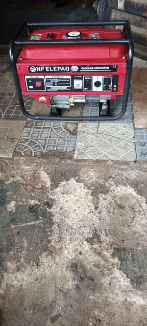 Fairly Used 2.8KVA ELEPAQ 6800CX Gen (Not Worked on Before!)   Electrical Equipment for sale in Rivers State, Port-Harcourt