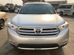 Toyota Highlander 2012 Limited Silver   Cars for sale in Lagos State, Ojodu