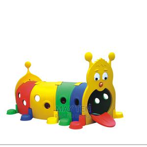 Durable Plastic Tunnel Playground Toy   Toys for sale in Oyo State, Oluyole
