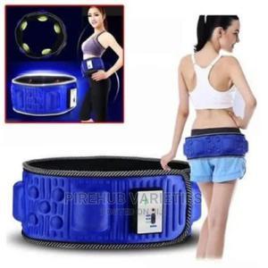 X5 Super Slim Abdomen Fat Burning Vibration Slimming Belt | Tools & Accessories for sale in Lagos State, Ifako-Ijaiye