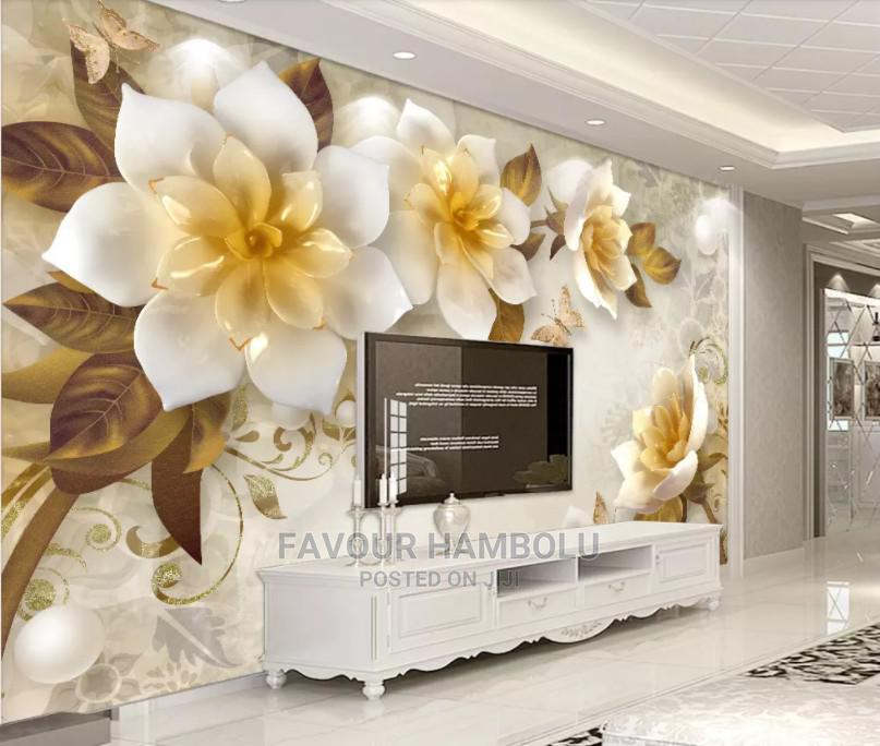 Archive: Where to Buy Premium 3d 5d 8d Wall Mural in Lagos Nigeria