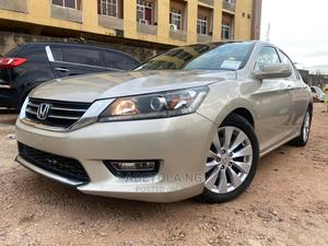 Honda Accord 2014 Gold | Cars for sale in Lagos State, Ikeja
