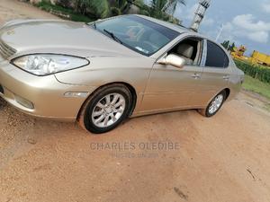 Lexus ES 2004 330 Sedan Gold | Cars for sale in Imo State, Owerri