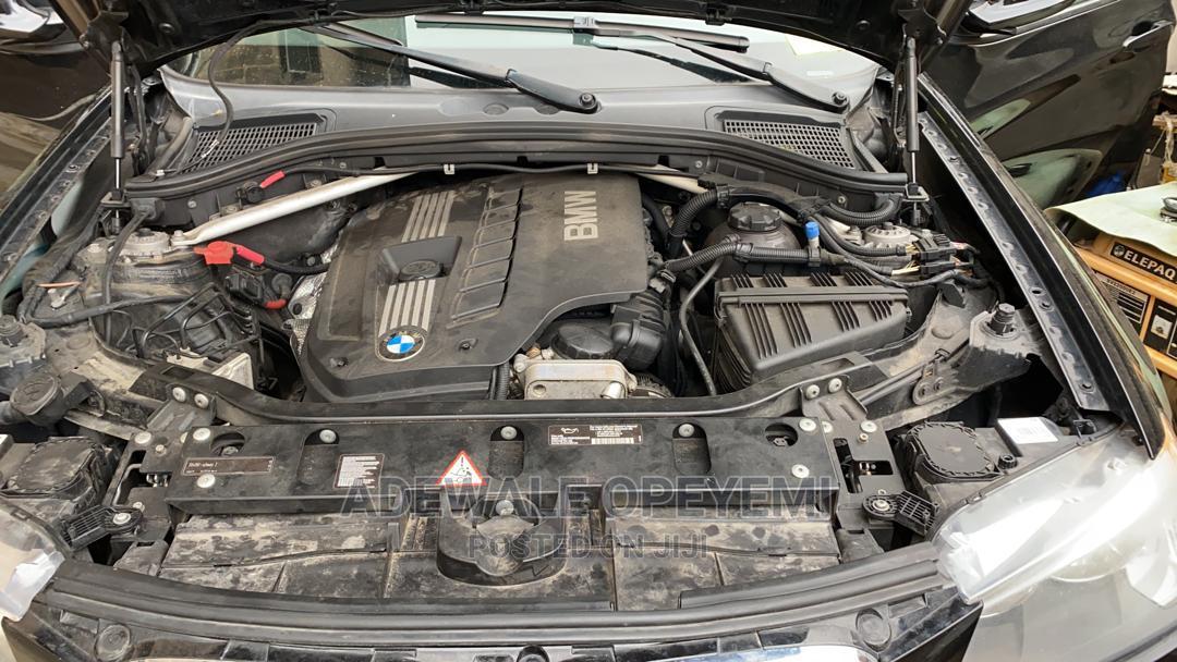 BMW X3 2011 xDrive28i Black   Cars for sale in Abule Egba, Lagos State, Nigeria