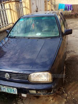 Volkswagen Golf 1998 Blue | Cars for sale in Abuja (FCT) State, Dei-Dei