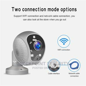 1080P Wide Angle Wireless Outdoor IP Camera IP65 | Security & Surveillance for sale in Lagos State, Ikeja