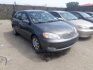 Toyota Corolla 2006 LE Gray | Cars for sale in Lagos State, Apapa