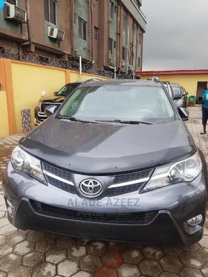 Toyota RAV4 2014 Gray   Cars for sale in Lagos State, Surulere