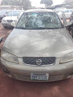 Nissan Sentra 2003 GXE Silver   Cars for sale in Abuja (FCT) State, Garki 1