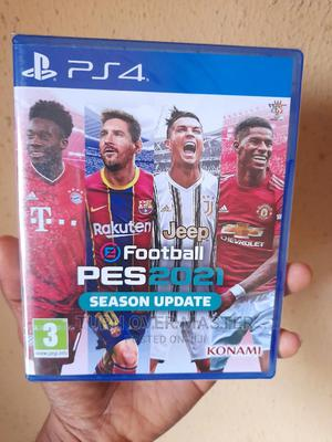 Pes2021 for Ps4 | Video Games for sale in Lagos State, Ikeja