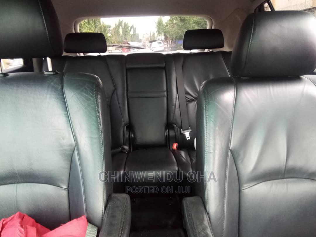 Archive: Lexus RX 2007 Gray