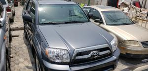 Toyota 4-Runner 2006 SR5 4x4 V6 Blue | Cars for sale in Lagos State, Lekki