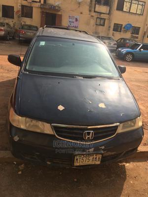 Honda Odyssey 1998 Gray | Cars for sale in Abuja (FCT) State, Garki 1