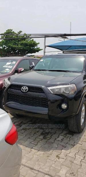 Toyota 4-Runner 2014 Black | Cars for sale in Lagos State, Lekki