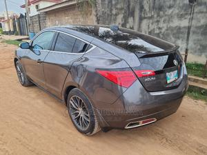 Acura ZDX 2011 Base AWD Gray | Cars for sale in Lagos State, Ipaja