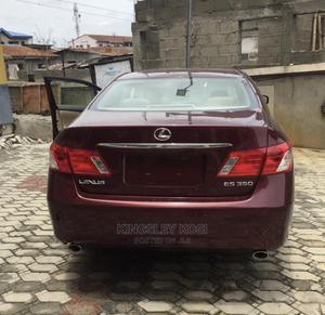 Lexus ES 2009 350 Red | Cars for sale in Enugu State, Enugu