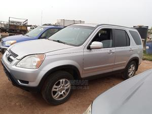 Honda CR-V 2003 Silver | Cars for sale in Abuja (FCT) State, Lugbe District