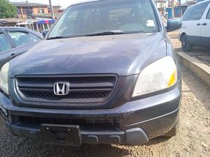 Honda Pilot 2005 Gray | Cars for sale in Lagos State, Abule Egba