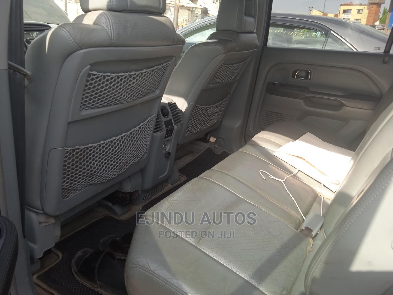 Honda Pilot 2005 Gray | Cars for sale in Abule Egba, Lagos State, Nigeria