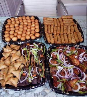 Small Chops for Your Parties | Party, Catering & Event Services for sale in Lagos State, Ikeja
