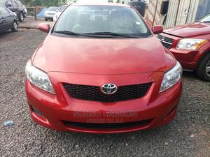 Toyota Corolla 2009 Red | Cars for sale in Enugu State, Enugu