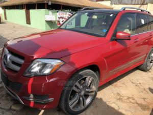 Mercedes-Benz GLK-Class 2014 350 4MATIC Red   Cars for sale in Lagos State, Ikeja