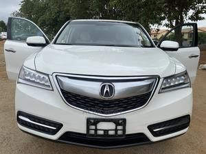 Acura MDX 2015 White | Cars for sale in Abuja (FCT) State, Gwarinpa
