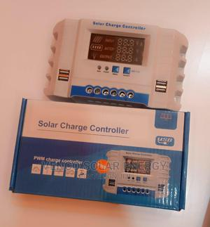 60A 12/24v Charge Controller   Solar Energy for sale in Lagos State, Lekki