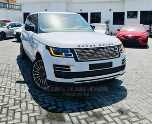 Land Rover Range Rover 2020 White | Cars for sale in Lagos State, Victoria Island