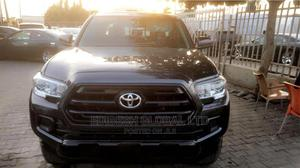 Toyota Tacoma 2017 Black | Cars for sale in Lagos State, Ajah