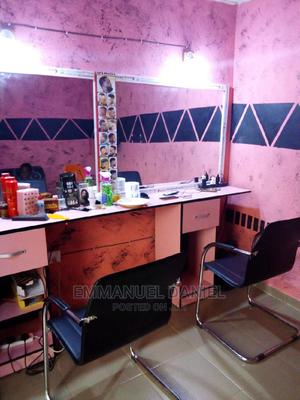Barbing Saloon for Sale With Five Months Rent | Commercial Property For Sale for sale in Edo State, Benin City