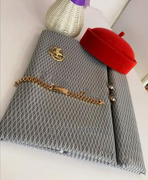 Gray Cotton Senator Fabric Material | Clothing for sale in Lagos State, Ikoyi